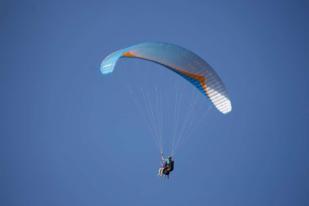 Vluchtmaken.com | Header Paragliden